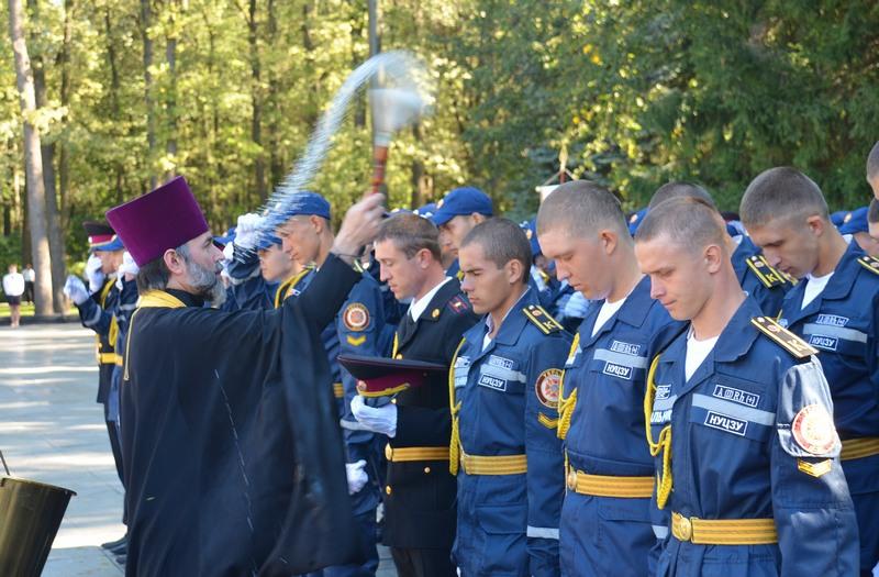 У Харкові прийняли присягу майбутні рятувальники - фото 1