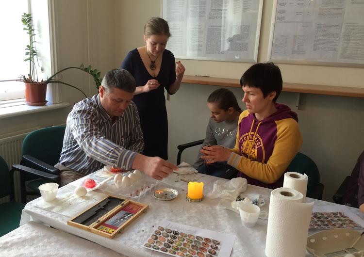 У Нідерландах дали майстер-клас зі створення українських писанок - фото 3