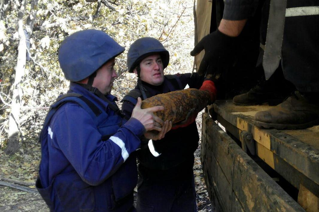 На Харківщині розмінували п'ять сіл - фото 1