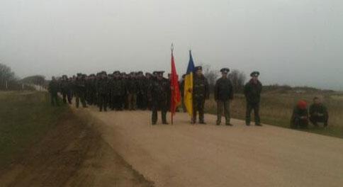 Хроніки окупації Криму: героїчний марш полковника Мамчура - фото 3