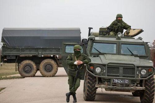 Хроніки окупації Криму: героїчний марш полковника Мамчура - фото 4
