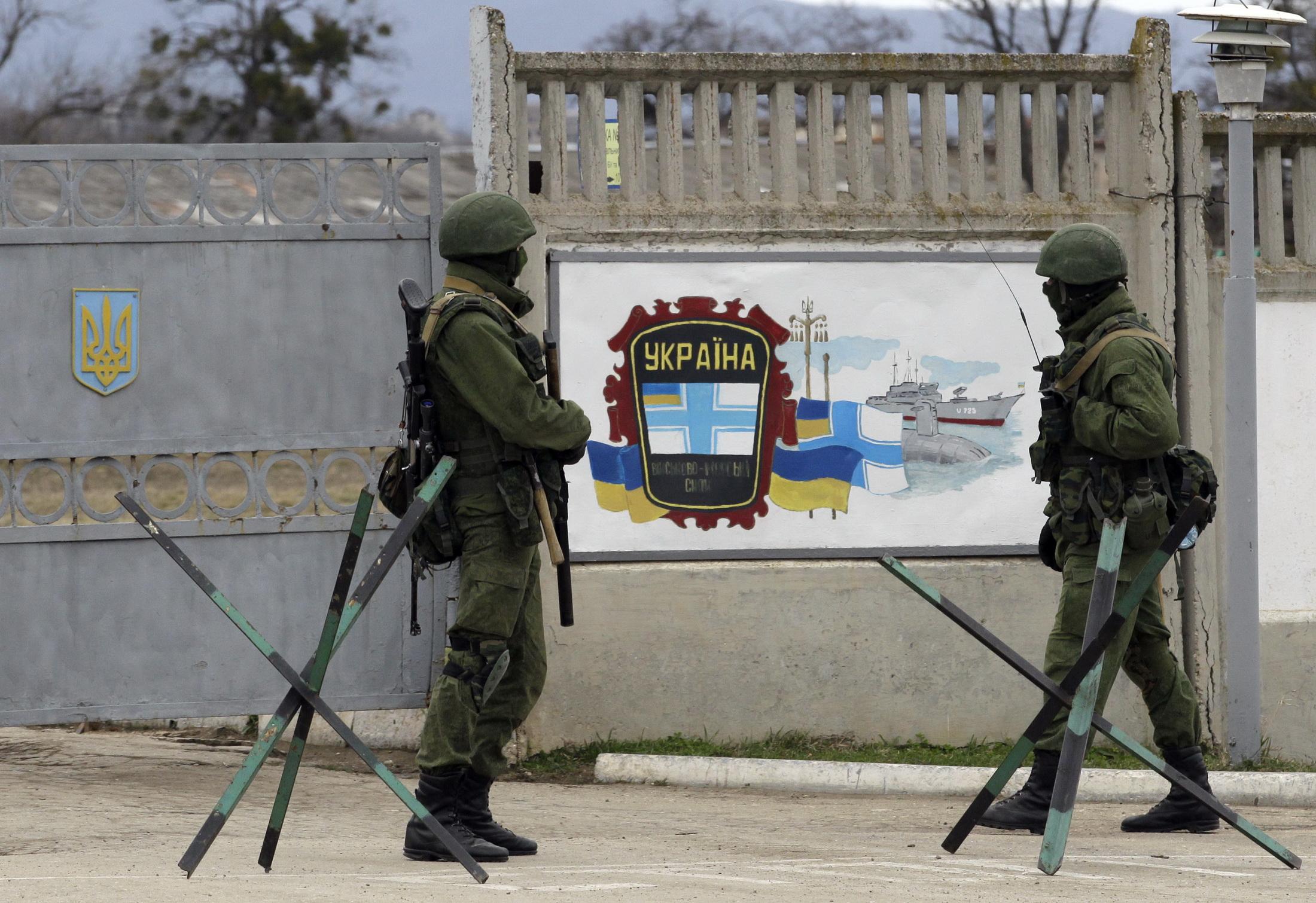 Хроніки окупації Криму: 1 березня, за крок від війни - фото 9