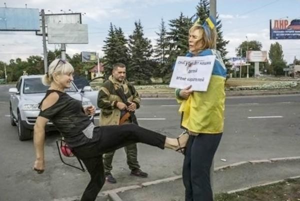 Всі злочини Росії, що встала з колін. Частина ІI. Донбас - фото 21