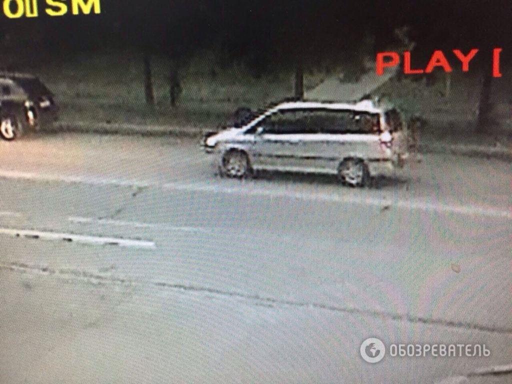 """Камери зафіксували авто викрадачів топ-чиновника """"Укрзалізниці"""" - фото 1"""