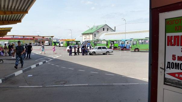 У Харкові на автостанції шукають вибухівку, - очевидці  - фото 1