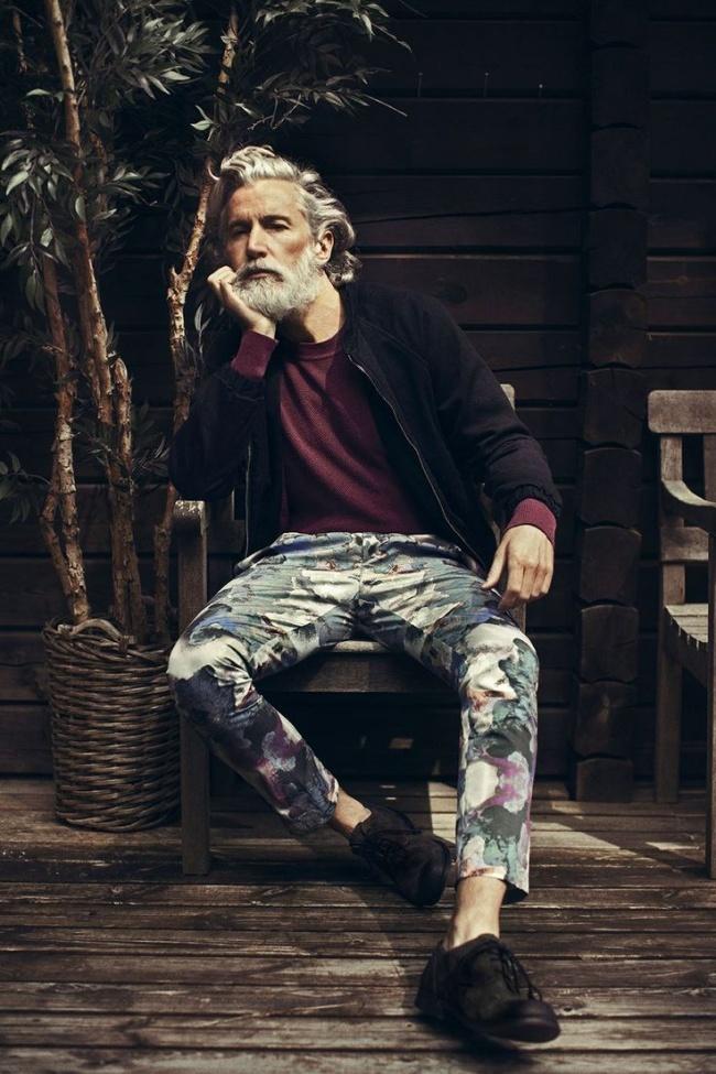Сивий гламур: ТОП-7 стильних образів для дідусів - фото 2