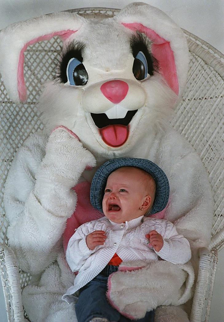 20 Великодніх зайців з ваших кошмарів - фото 8
