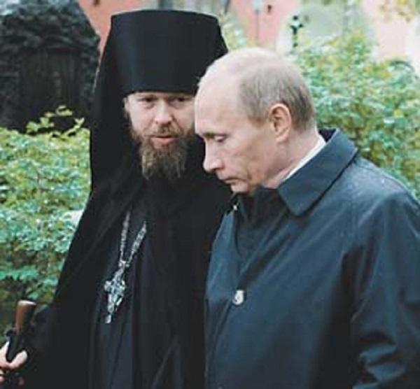 """""""Лубянський архімандрит"""" йде на зміну патріарху Кирилу - фото 1"""