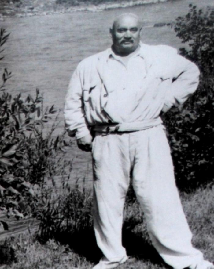 Фірцак-Кротон - видатний закарпатець, який завоював ринг, циркову арену та королеву - фото 2