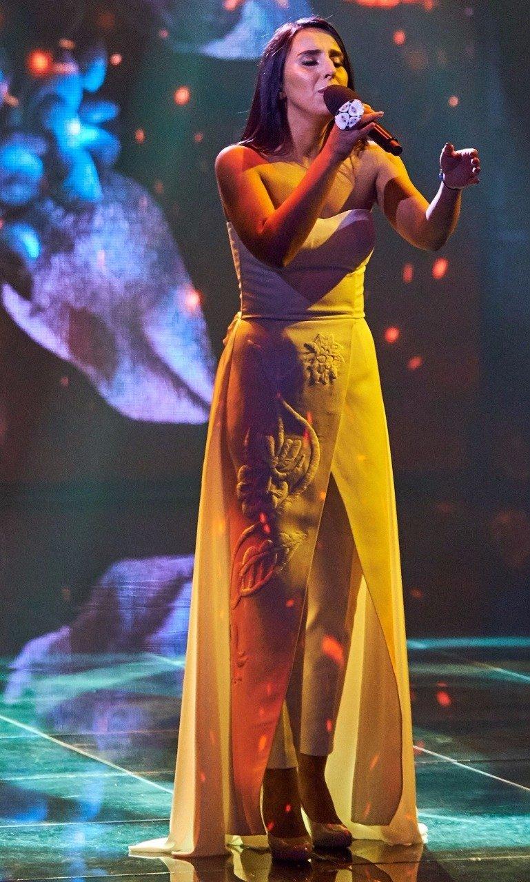 В чому і за скільки виступали українці на Євробаченні - фото 13