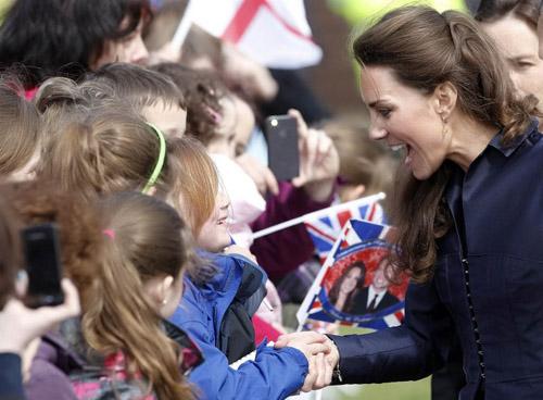 Як Кейт Міддлтон косить під принцесу Діану - фото 8