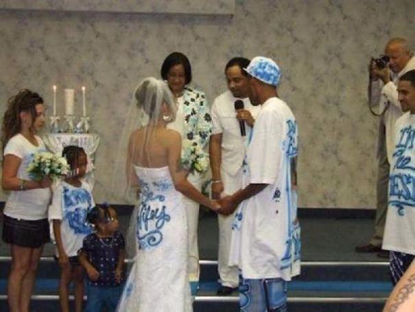 ТОП-10 найдивніших весільних суконь - фото 5