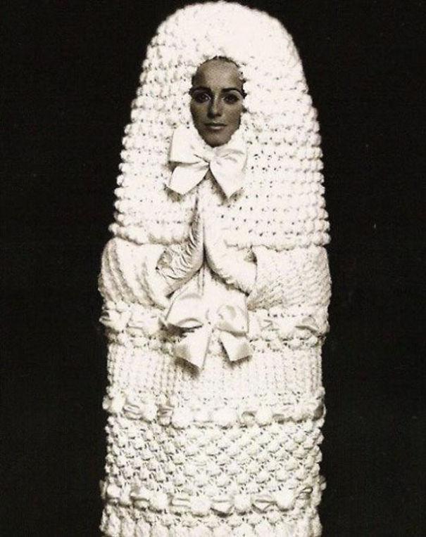 ТОП-10 найдивніших весільних суконь - фото 4