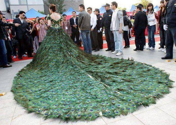ТОП-10 найдивніших весільних суконь - фото 3