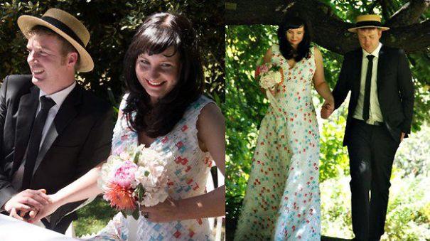 ТОП-10 найдивніших весільних суконь - фото 2