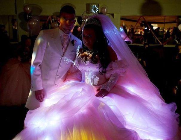 ТОП-10 найдивніших весільних суконь - фото 1