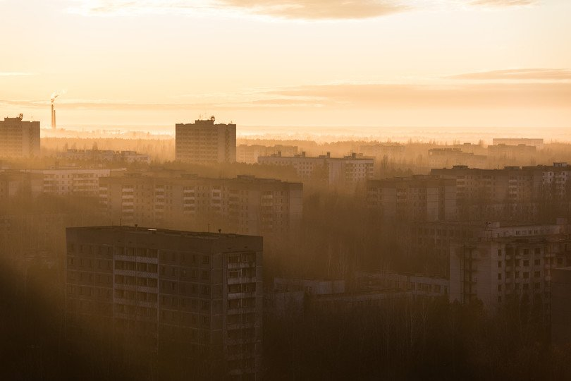 Моторошна краса: як виглядають таємнича Бузлуджа і примарна Прип'ять - фото 4