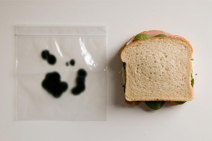 Японська упаковка персиків - фото 17