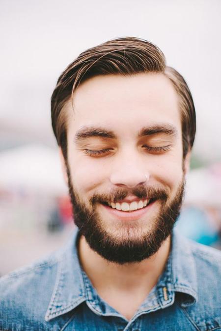 фото борода стильная