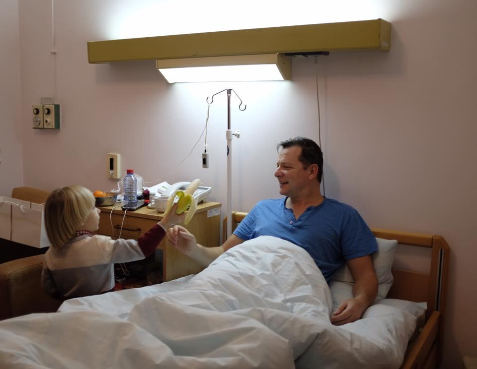 Ляшко потрапив до лікарні  - фото 1