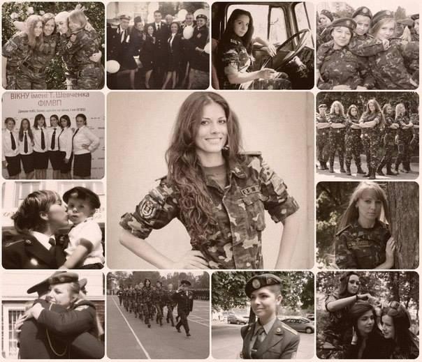 Міноборони похвалилося жінками-військовослужбовцями (ФОТО) - фото 1