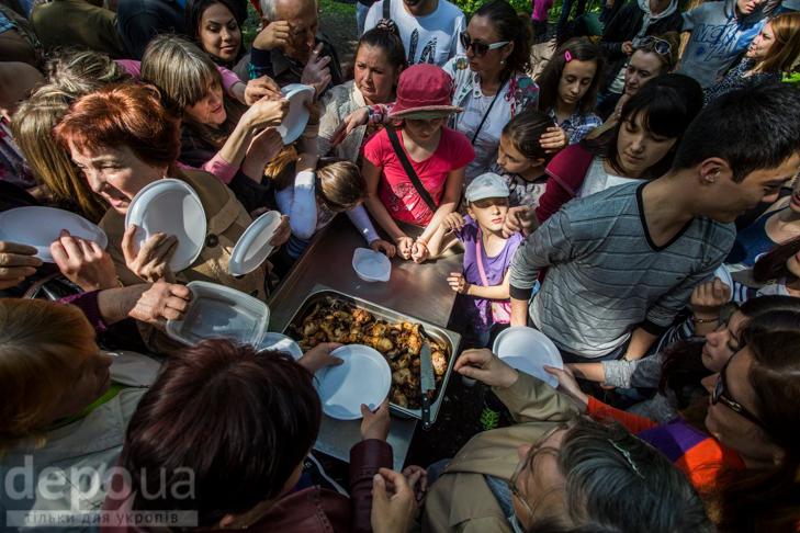 15 фотографій про те, що Київ неможливий без вуличної їжі - фото 2