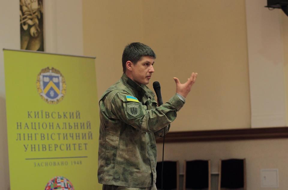 Краса рятує Україну: ТОП-10 красенів-бійців АТО - фото 18