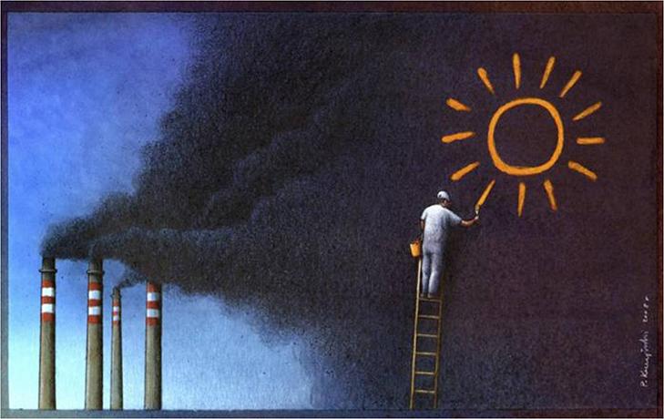 25 ілюстрацій про те, що наш світ божеволіє - фото 19