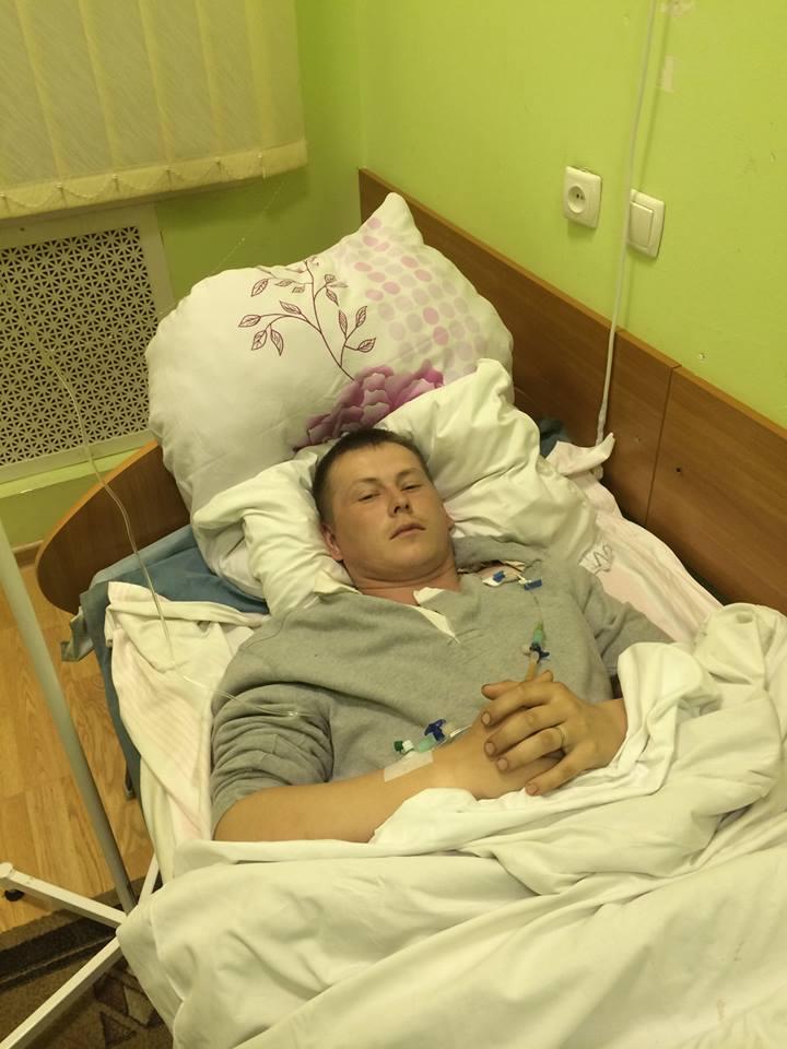 Затриманому російському ГРУшнику українські лікарі врятували ногу (ФОТО) - фото 2