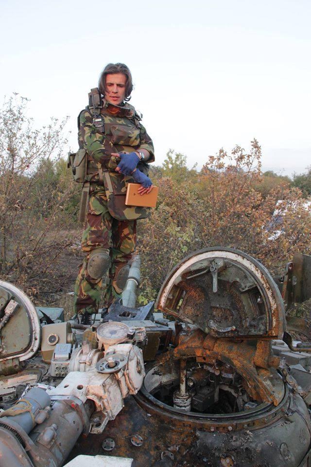 Краса рятує Україну: ТОП-10 красенів-бійців АТО - фото 10