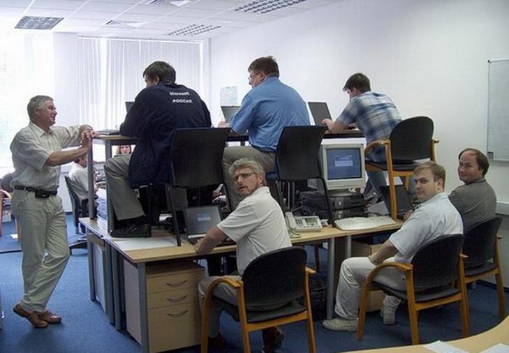 20 доказів того, що працювати в офісі - це весело! - фото 7