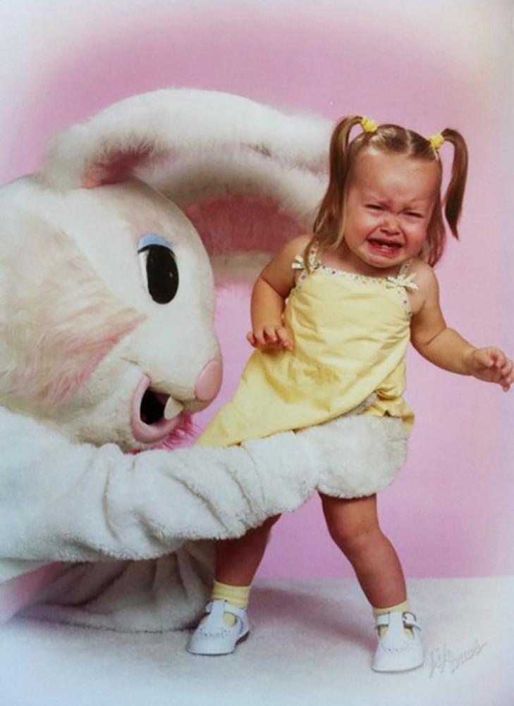 20 Великодніх зайців з ваших кошмарів - фото 21
