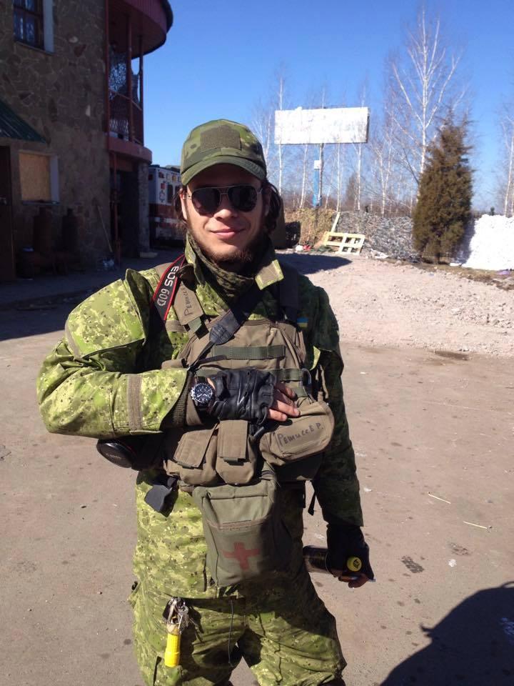 Краса рятує Україну: ТОП-10 красенів-бійців АТО - фото 12