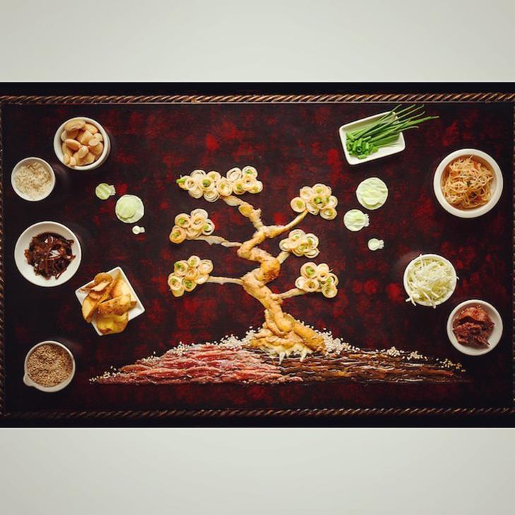Витвори мистецтва від дівчини, яка любить грати з їжею - фото 5