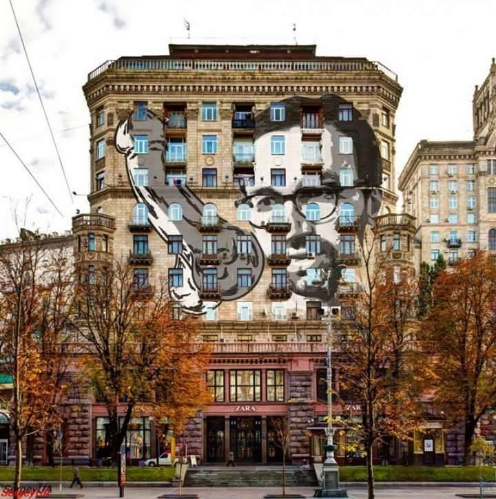 """""""Члещенко"""": як соцмережі помстилися нардепові за критику мурала з україночкою - фото 9"""
