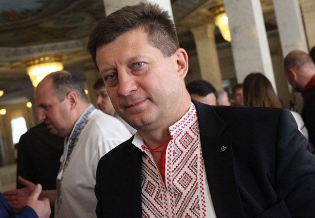 Як депутати святкували День вишиванки (ФОТО) - фото 28