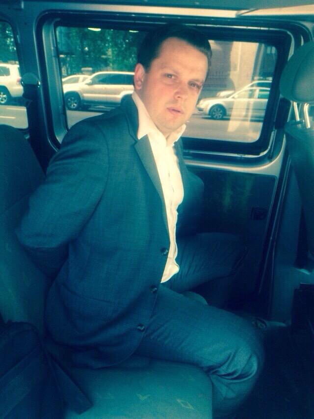 Затримали заступника служби Головного управління юстиції у Києві - фото 1
