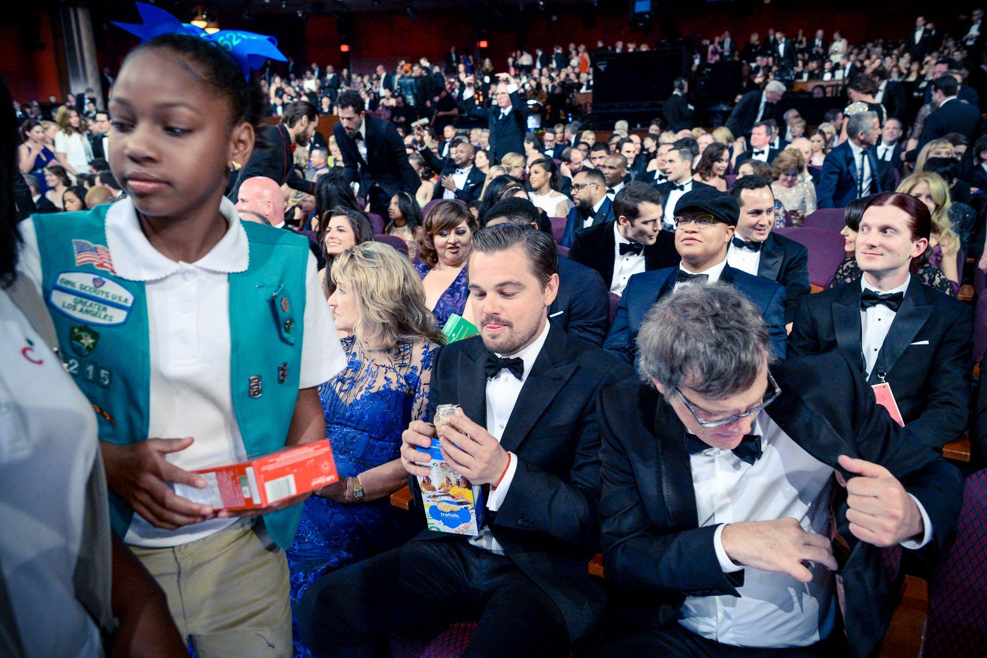 Оскар-2016: Найяскравіші та найвеселіші моменти церемонії - фото 8