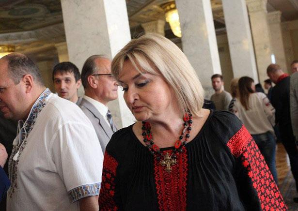 Як депутати святкували День вишиванки (ФОТО) - фото 27