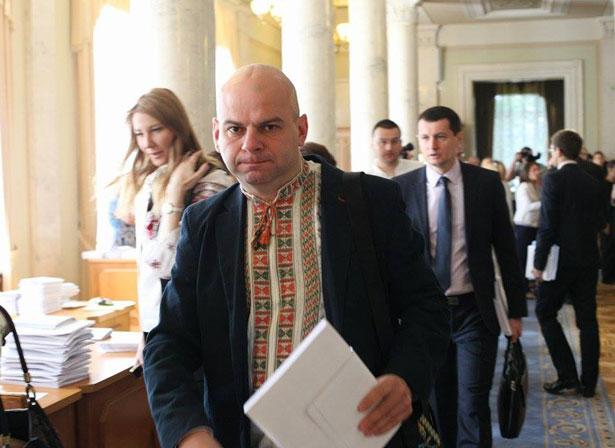 Як депутати святкували День вишиванки (ФОТО) - фото 25