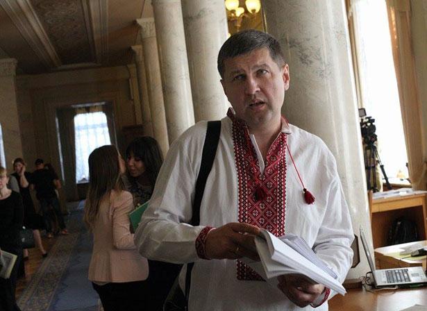 Як депутати святкували День вишиванки (ФОТО) - фото 24