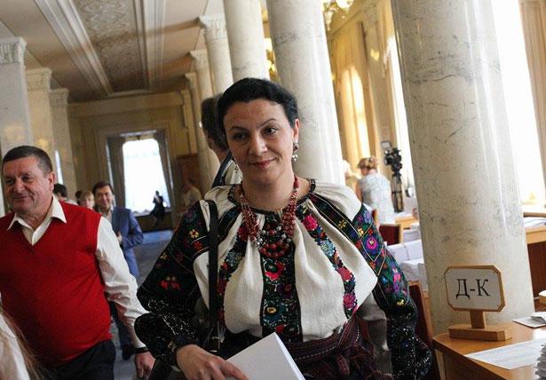 Як депутати святкували День вишиванки (ФОТО) - фото 20