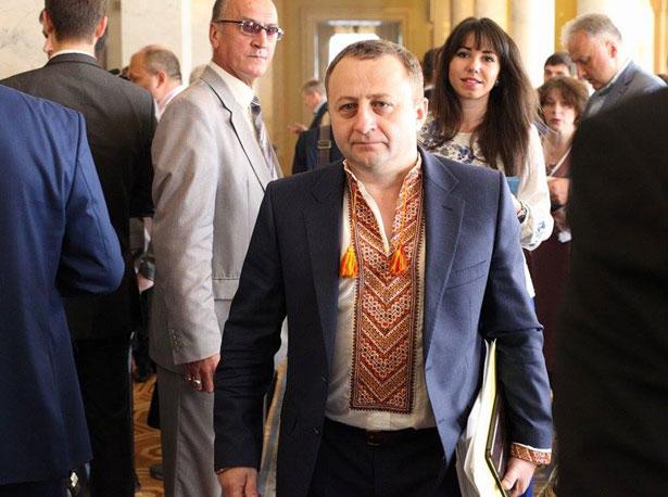Як депутати святкували День вишиванки (ФОТО) - фото 17