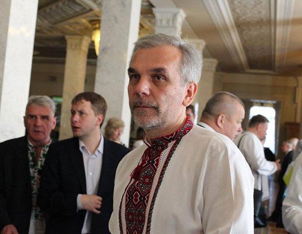 Як депутати святкували День вишиванки (ФОТО) - фото 37