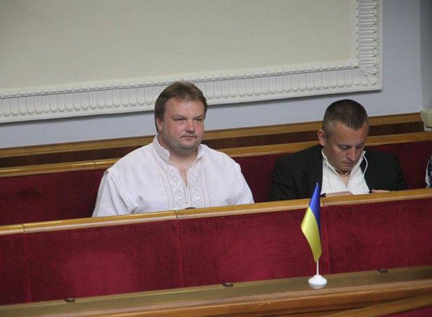 Як депутати святкували День вишиванки (ФОТО) - фото 8