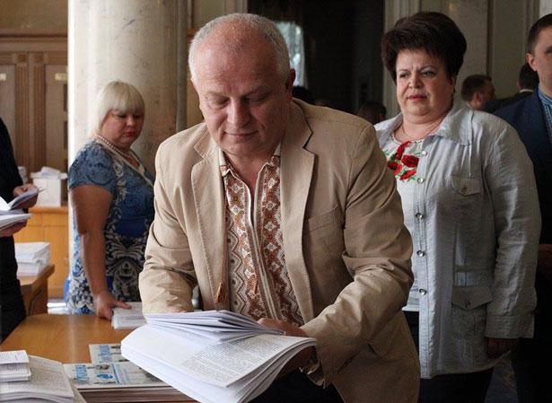 Як депутати святкували День вишиванки (ФОТО) - фото 6