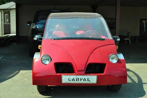 Киянин виробляє власні автівки по 18 тис грн (ФОТО) - фото 4