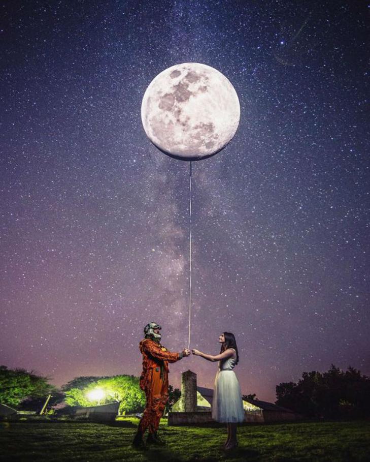 20 креативних ідей для фотографій заручин - фото 1