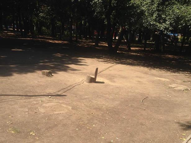 Як соратник сім'ї Вілкула Сурен Сардарян знищує одеський парк ім. М. Горького - фото 2