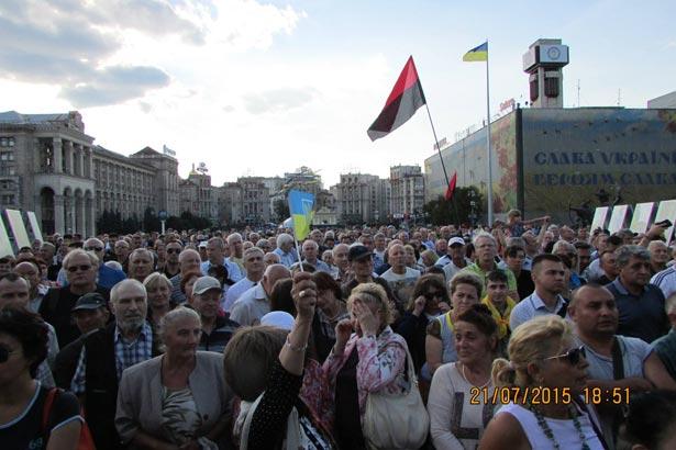 """Соцмережі про """"Правий сектор"""": привіт Порошенку від Коломойського і що знає Ярош про референдуми - фото 8"""